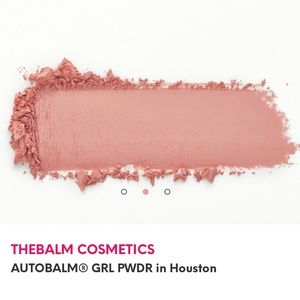 theBalm Cosmetics—AUTOBALM GRL PWDR in Houston